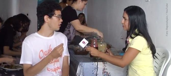 Afiliada da Record News no Maranhão exibe reportagem sobre o crescimento do…