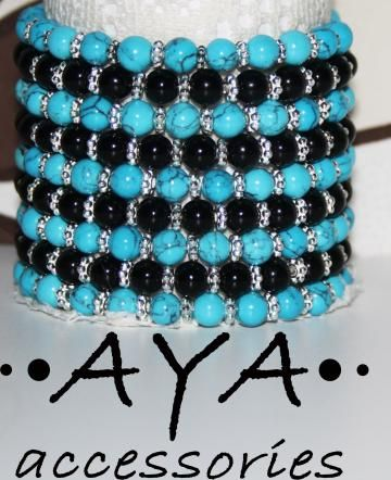 """A set of bracelets """" Awesome style"""" by AYASHOP for $49.00"""