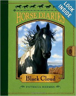 GOT IT!~Horse Diaries #8: Black Cloud: Patricia Hermes, Astrid Sheckels: 9780375868818: Amazon.com: Books