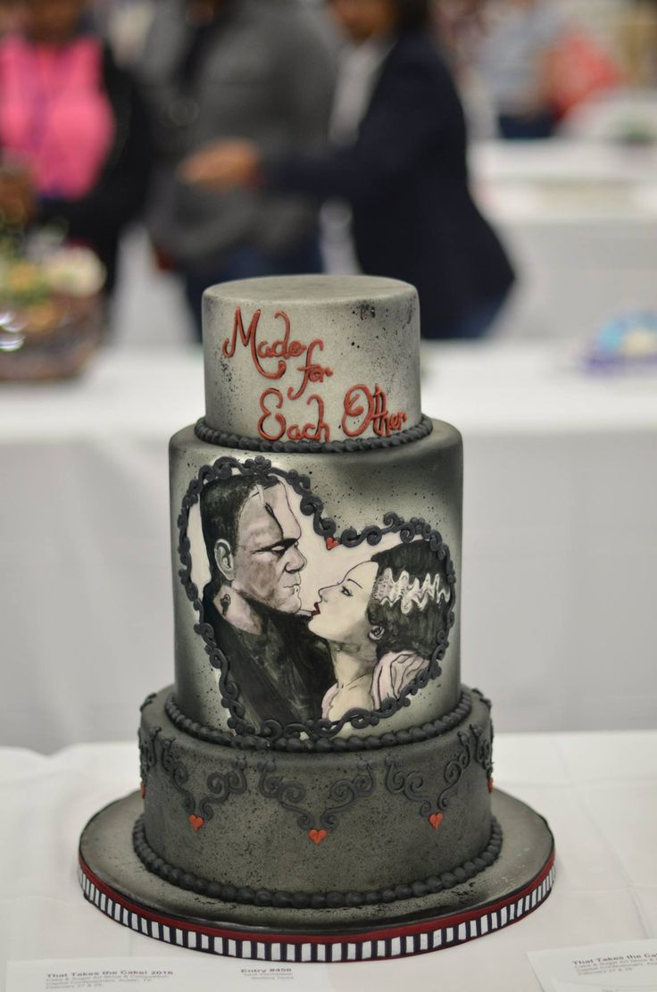 Bride of Frankenstein: That Takes the Cake, facebook