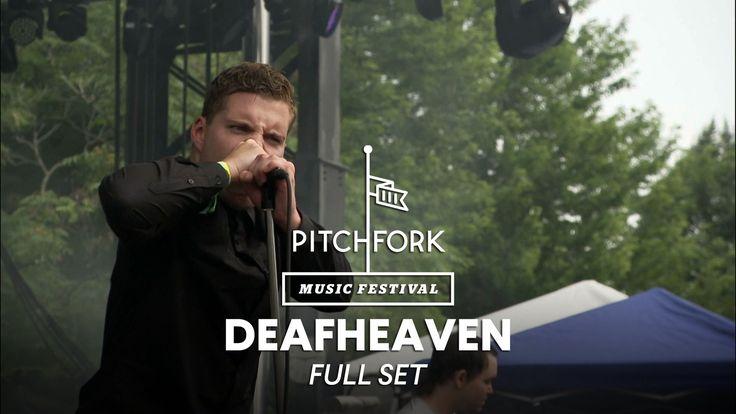 Deafheaven Full Set - Pitchfork Music Festival 2014
