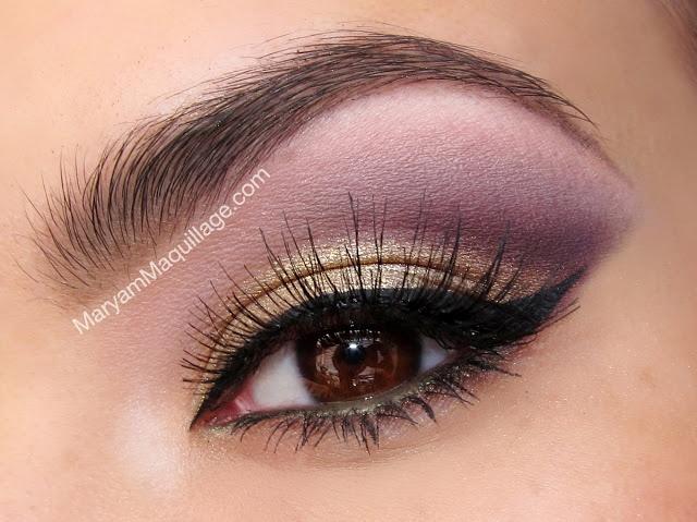 """Spring Fling"" Romantic Eye Makeup & VIDEO Tutorial!"
