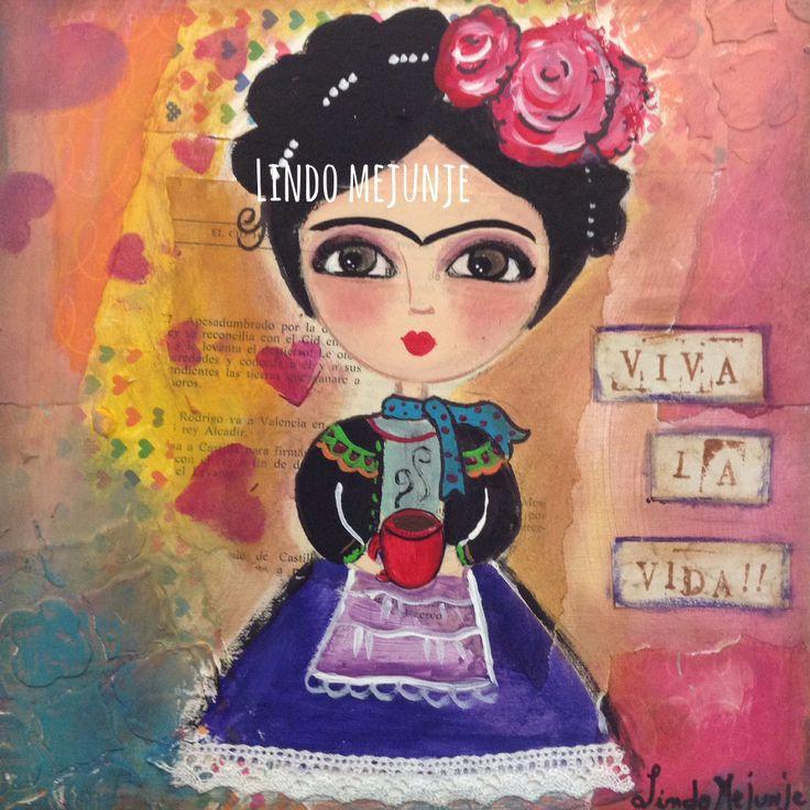Frida por lindo mejunje
