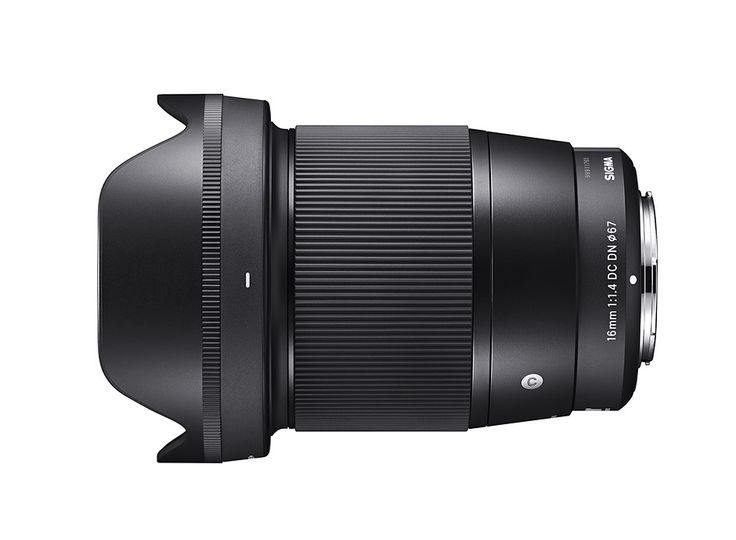 "Sigma developing 'world's first' 16mm F1.4 lens for crop sensor E-Mount and MFT  ||  Meet the Sigma 16mm F1.4 DC DN |Contemporary lens: ""the world's first interchangeable lens for mirrorless Sony E-mount cameras in the APS-C format to offer a 24mm focal length (35mm equivalent) and F1.4 brightness.""…"
