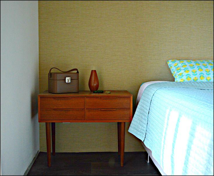 jaren 60 kastje Deens design / mid century modern small cabinet / MCM ...
