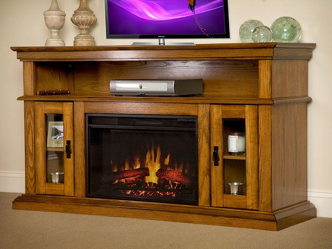 Classicflame Brookfield Electric Fireplace Entertainment