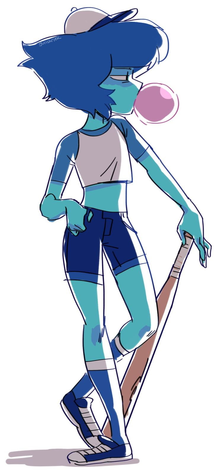 Lapis as Bob - Hit the Diamond
