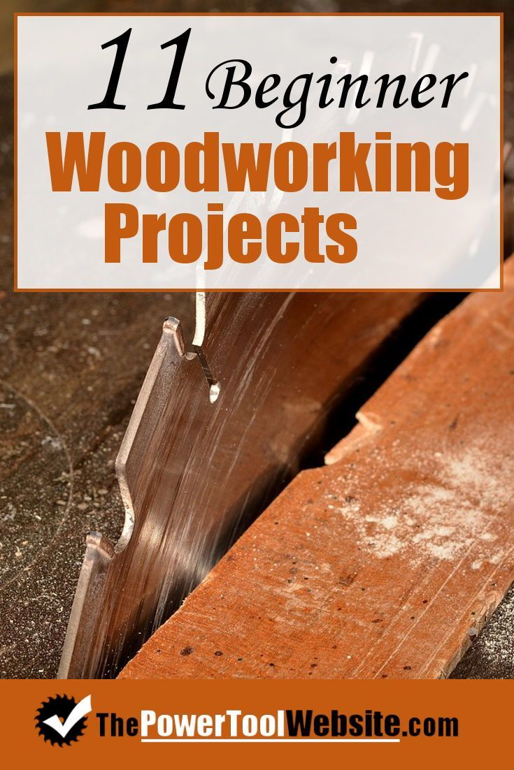 DIY Woodworking Ideas Beginner Woodworking Projects for Beginner Woodworkers and DIYers