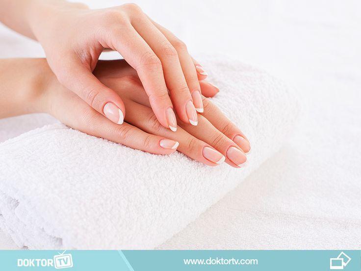 Ellerinizin yıpranmasını önlemek için dikkatli davranın.
