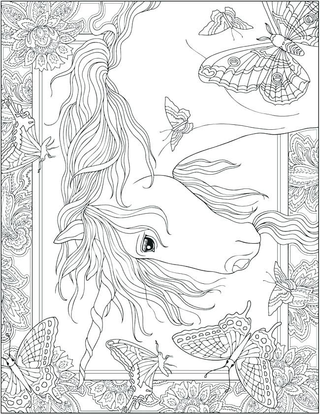 Mythical Creatures Coloring Pages Mythical Creature Coloring Pages