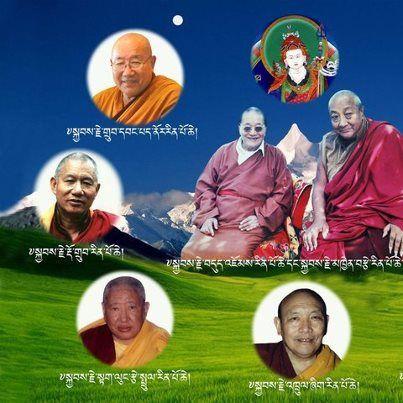 Histoire de la lignée Nyingmapa du bouddhisme tibétain