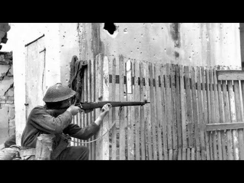 REMEMBRANCE DAY VIDEO 2013: EXCLUSIVE WW2 FOOTAGE