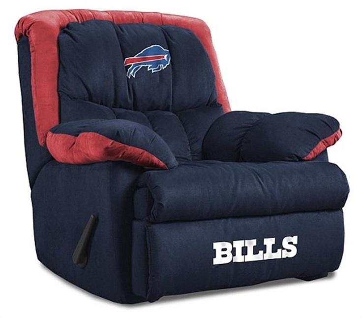Buffalo Bills Home Team Recliner