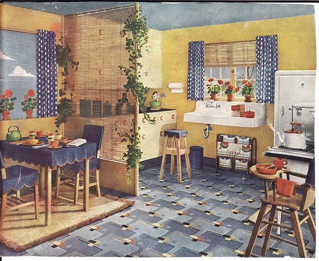 1942 kitchen 218 best 1940s kitchen images on pinterest   1940s kitchen      rh   pinterest com