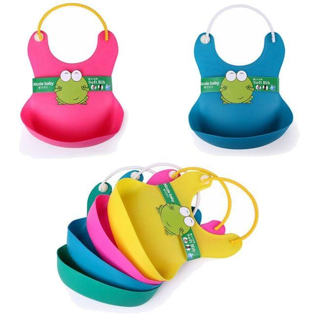 Baby Infants Kids Cute Bibs Baby Lunch Bibs Cute Waterproof Bibs Popular