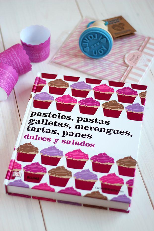 """""""Pasteles, pastas, galletas, merengues, tartas, panes dulces y salados"""""""