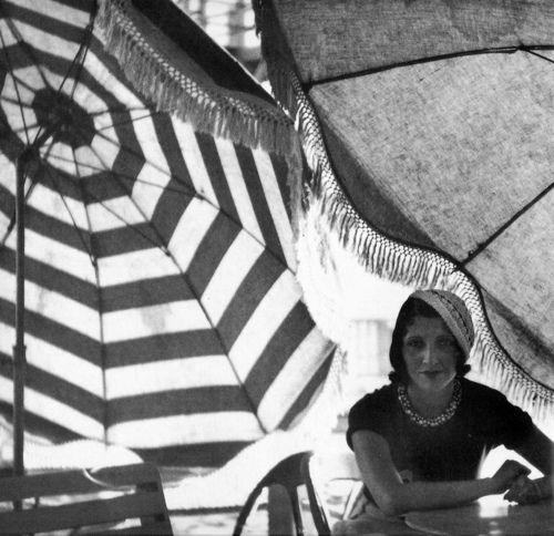 Renée Perle, then girlfriend of photographer Jacques-Henri Lartigue, 1930s