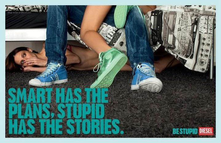 smart plans. stupid stories.