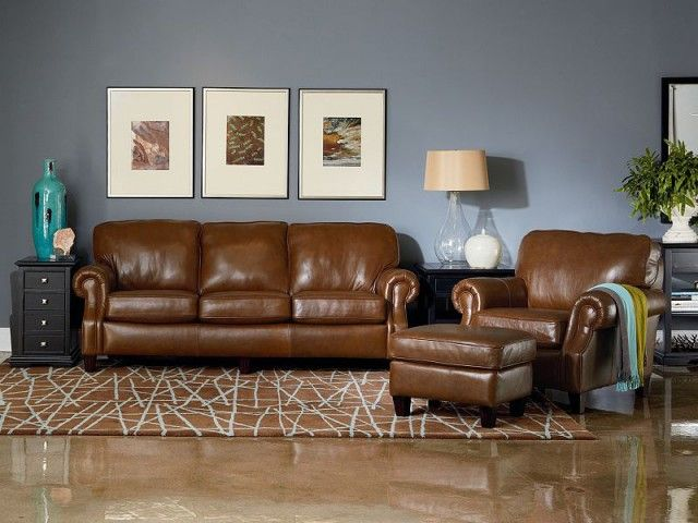 Lane Home Furnishings Leather Sofa And Loveseat From The Bowden Collection Canvas Duck Cloth Slipcover You Can Complete Your Comfort By Choosing As One Property In Is Of Household Properties Which Get People