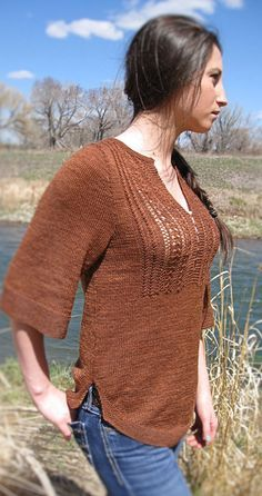 Lewis pullover: First Fall 2013 #knit #free_pattern