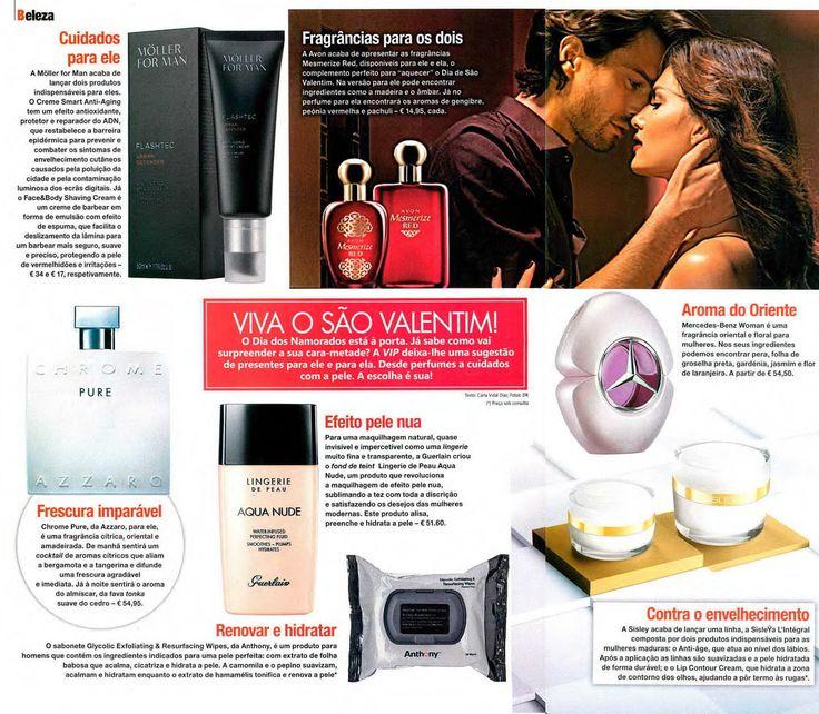 Revista VIP 10 de Fevereiro de 2018 Viva o São Valentim!