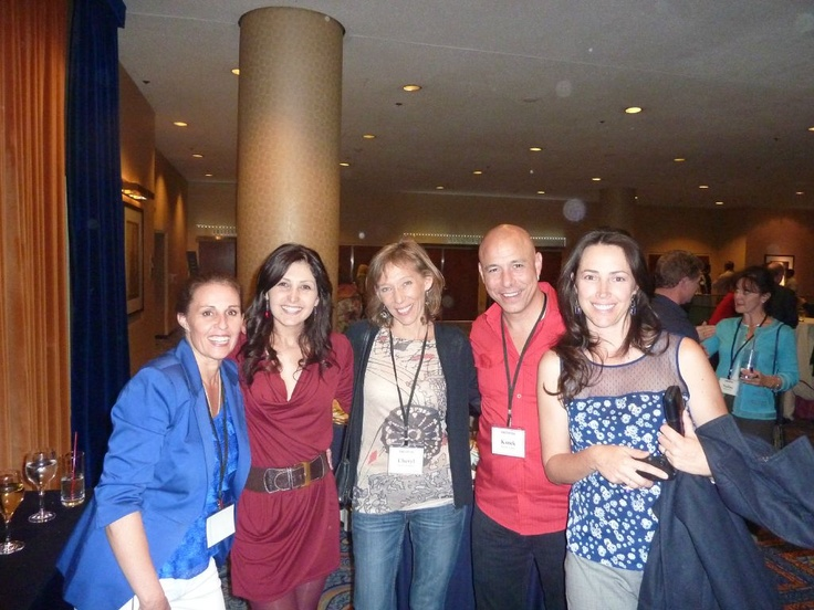 Me with an amazing bunch of people at Brendon Burchard's 10xEmpire event in New York- Time Square 9-11 April 2012