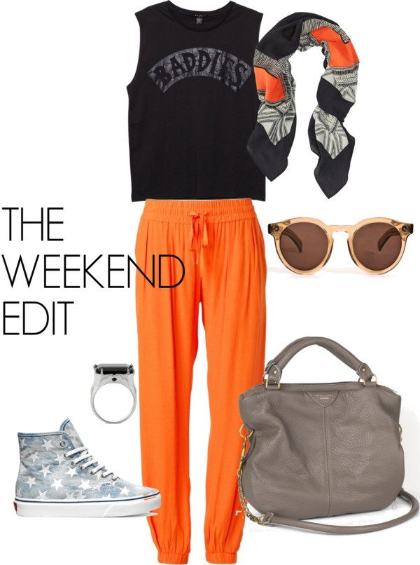 """THE WEEKEND EDIT."" by superettestore on Polyvore"