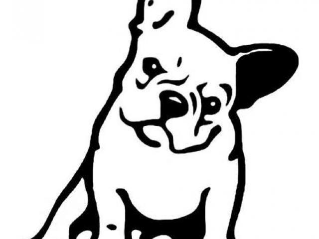 Bulldog Clipart Black And White Google Search Bulldog Clipart