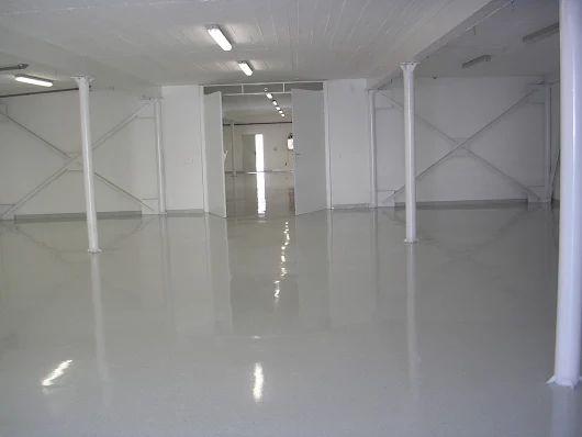 Liate podlahy EPOX