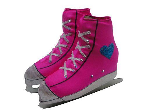 Zapatillas Skate arranque cubiertas / figura Skating / patinaje sobre hielo / patinaje