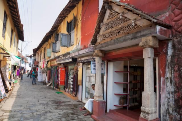 10 Kochi Attractions and Places to Visit: Jew Town