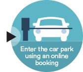Accurate and advanced Automatic Number Plate Recognition technology enhances your client's parking experience.