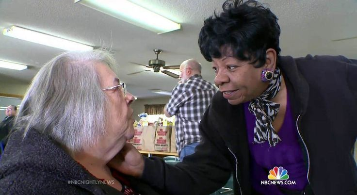 This Retired Nurse Uses Her Pension to Feed Thousands