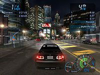 Need for Speed: Underground One of the best they ever made!