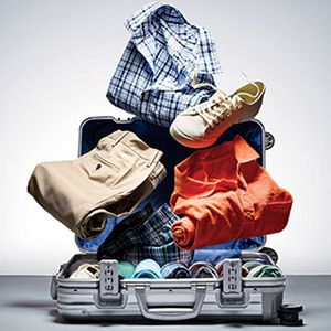 How to Pack a Suitcase.  via T+L (travelandleisure.com).