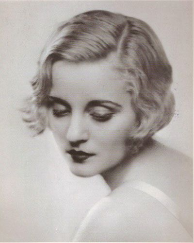 """Tallulah Bankhead: """"If I had to live my life again, I'd make the same mistakes, only sooner."""""""