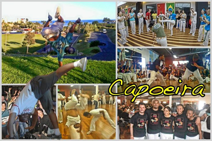 My Amazing Journey Into the Fascinating World of Capoeira, a Brazilian Martial Art & Dance | Don's ESL Adventure!