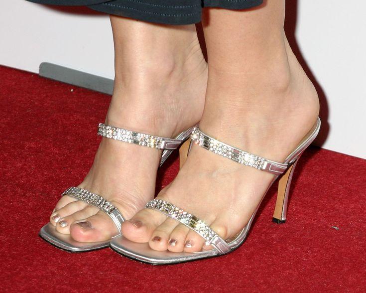 Constance Zimmer S Feet