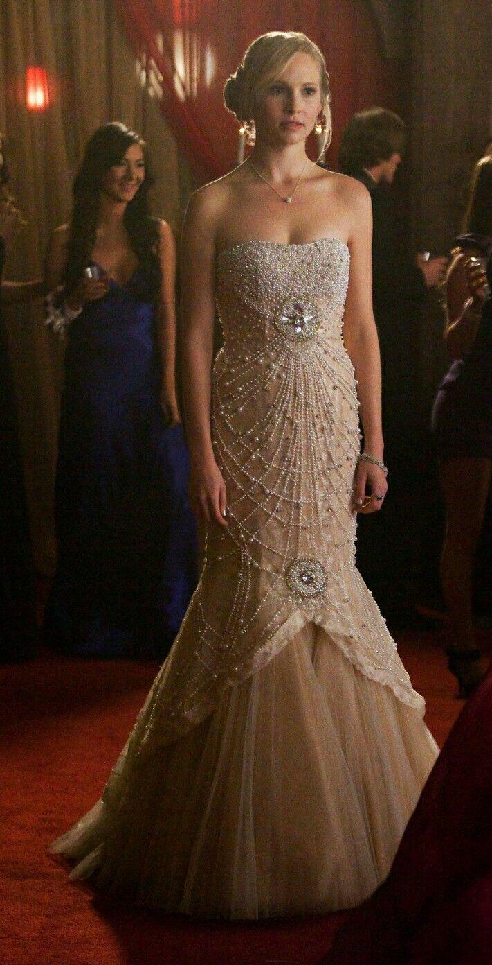Pin By Venezia Laura On Caroline Vd Prom Dresses Dresses Iconic Dresses [ 1392 x 711 Pixel ]