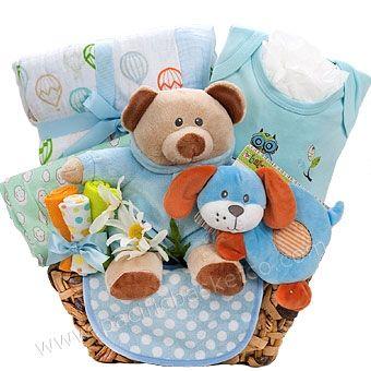 Jester baby boy gift baskets Canada