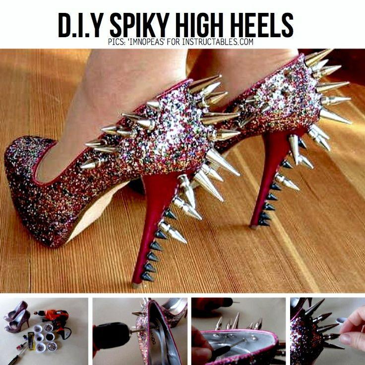 78 best DIY Shoes Schuhe images on Pinterest | Schuhe schmücken ...