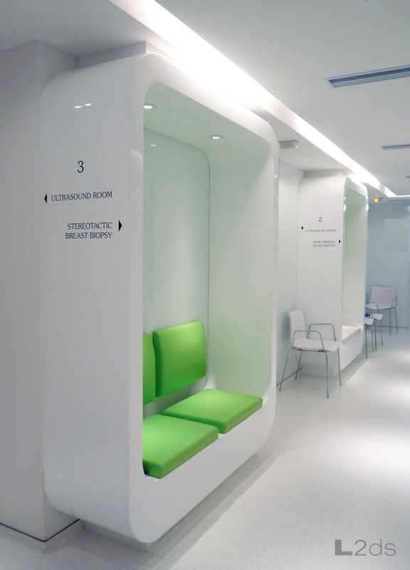Medical clinic and MRI center | L2ds – Lumsden, Leung design studio Toekomst in Travel, Medisch Toerisme