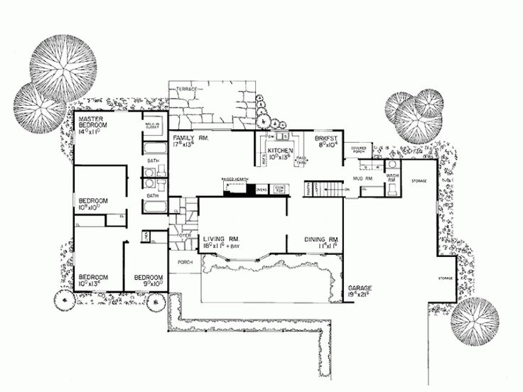 17 best images about maybe someday on pinterest house for Self contained house plans