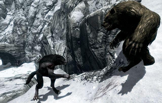 Werewolf vs Werebear |...