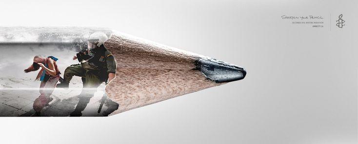 Pencil | Creative Ad Awards