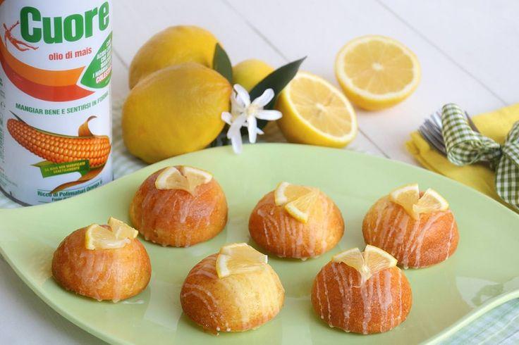 Tortine all'olio e limone