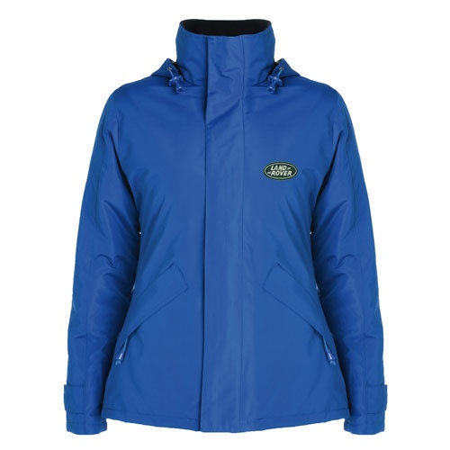 AWESOME Land Rover Womens Parka at an AWESOME price! http://www.awesome4x4stuff.com/land-rover-parka-in-blue-for-women-205-p.asp