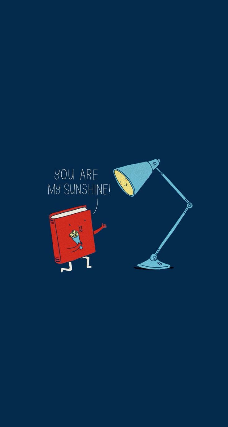 You are my Sunshine - iPhone wallpapers @mobile9 | #cute #cartoon #funny