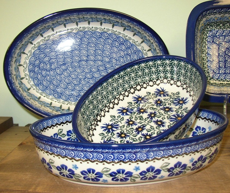 I love my Polish Pottery! & 738 best Polish Pottery images on Pinterest | Polish pottery ...