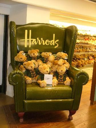 Harrods of London